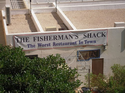 Terrible Restaurant Signs