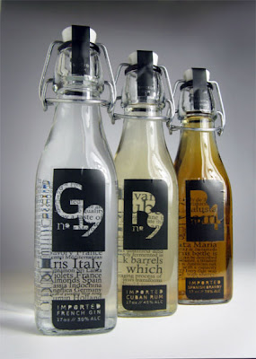 Bottle and Package Design Concepts