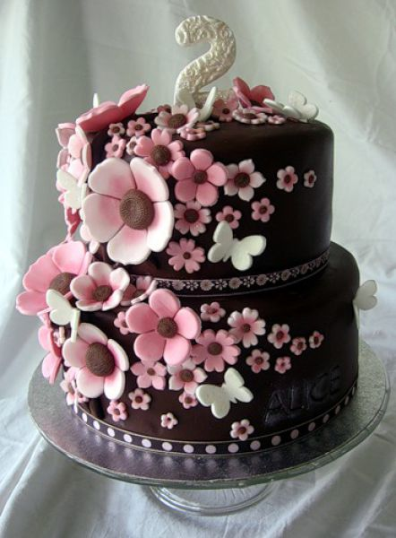 Photos Of Beautiful Birthday Cake : THE MOST BEAUTIFUL BIRTHDAY CAKES wyrdgrace