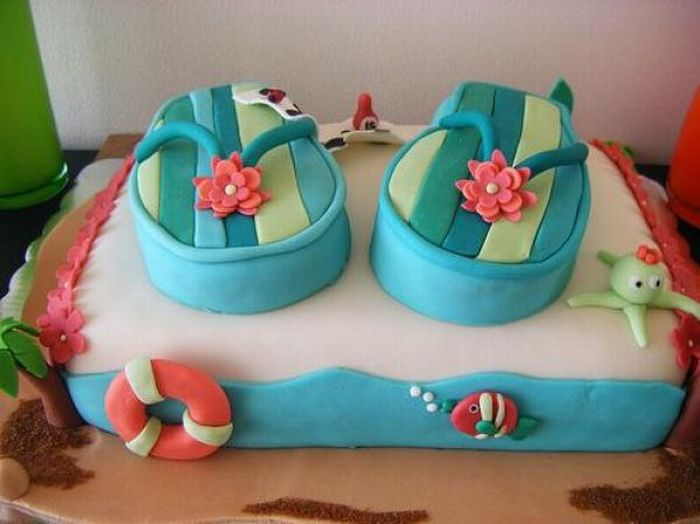 Fresh pics the most beautiful birthday cakes publicscrutiny Choice Image