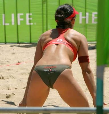 beach volley girls