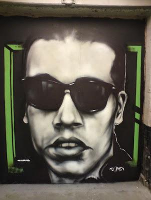 Realistic Graffiti Street Art images