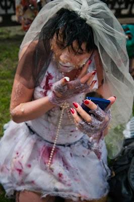 Moscow Zombie Walk 2010