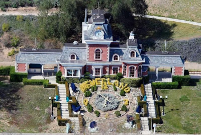 neverland ranch 12 Neverland, kediaman Michael Jackson