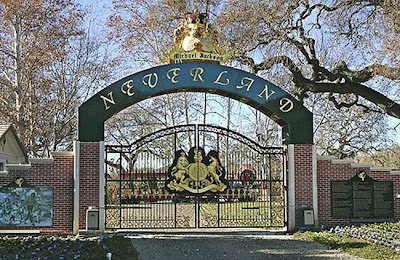neverland ranch 01 Neverland, kediaman Michael Jackson