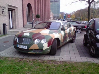 supercars camouflage 10