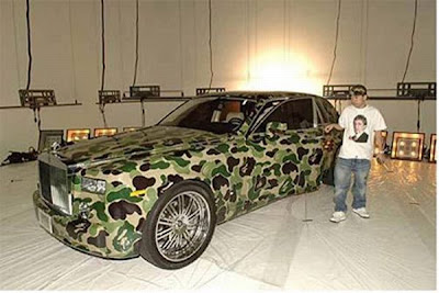 supercars camouflage 06