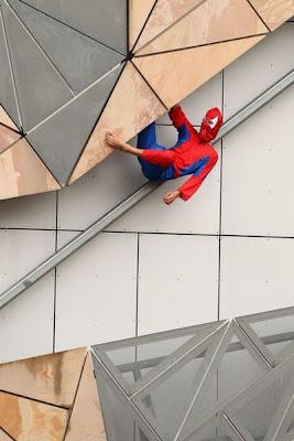 Melbourne Superhero Costume Record