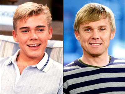 Teen Idols Then and Now