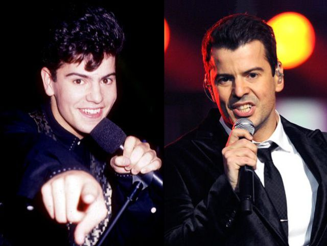 teen idols then and now 13 35 Teen Idols Antes y ahora