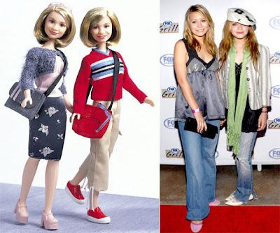 Celebrity Dolls
