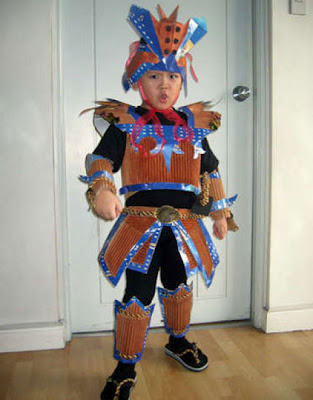 Creative Halloween  Costume Idea Seen On www.coolpicturegallery.us