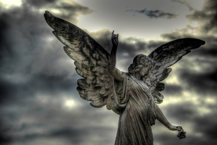 Beautiful Cemetery Sculptures