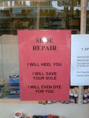 Funny Shop Signs
