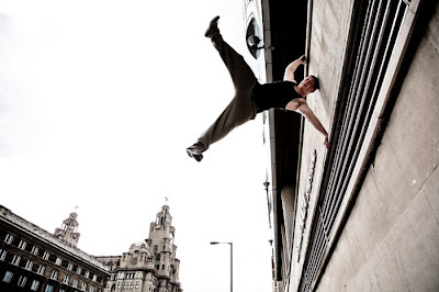 Incredible Parkour Photo Seen On www.coolpicturegallery.us
