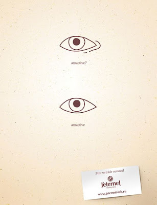 Iklan Cetak Minimalis Nan Kreatif13