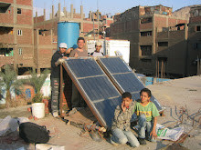 Improving our environment brick by brick, solar panel by solar panel