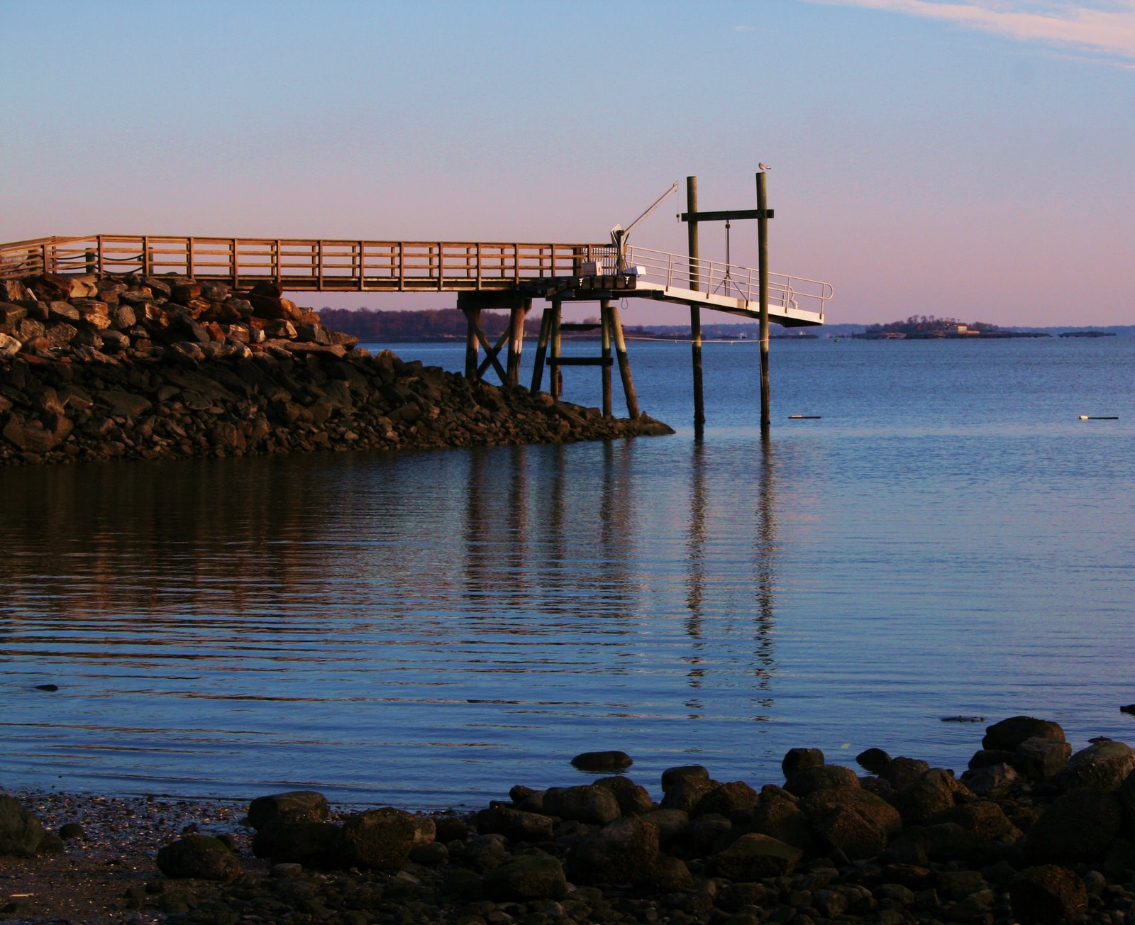 Farewell Nyc City Island