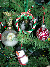 A sampler of the ornaments that you may find here in the coming months!!