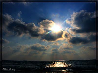 фото закат
