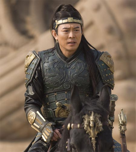 Jet Li - Photos Hot