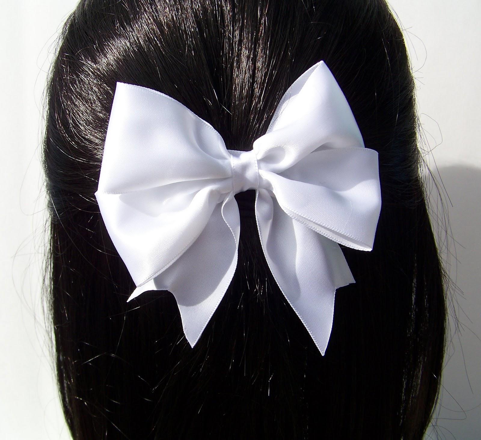 ... : Made by My Hands: Como hacer moñitos para el cabello Clase en Vivo