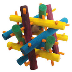 Knot and Nibble Small Pet Puzzle