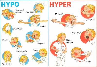 hypo suikerziekte