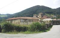 Cornellana, monasterio de San Salvador