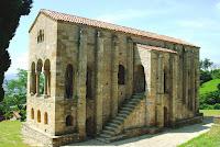 Oviedo, Santa María del Naranco