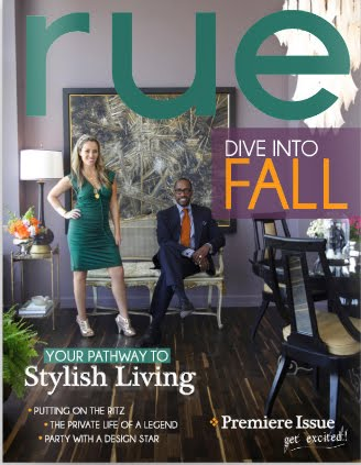 New Online Home Decor Magazine Rue Magazine The Well Appointed House Blog Living The Well Appointed Life