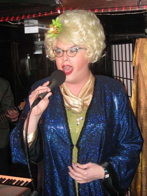 Seattle's Effervescent Hostess is coming to Bingo this month, ...