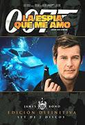 James Bond 007: La espía que me amó
