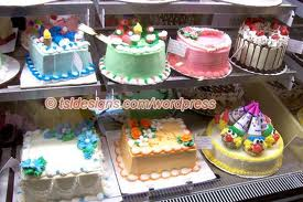 My Kuwait Food: Baskin Robbin s silly cake designs