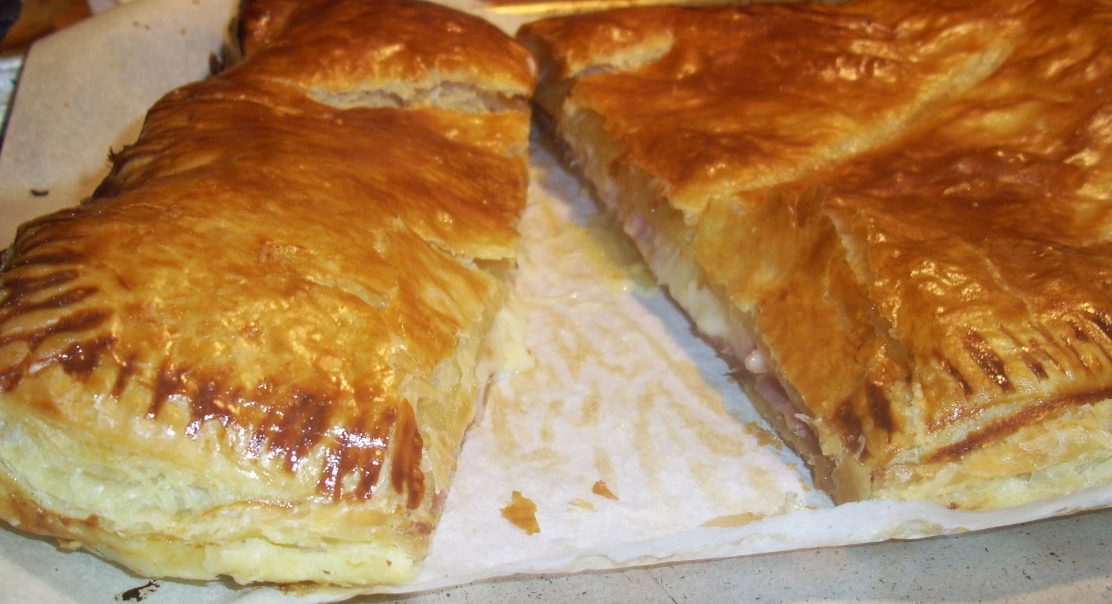 Как приготовить слоеного теста для пирогов