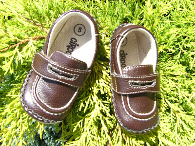 Brown Circo Baby Toddler Shoes Booties 12 18 Months