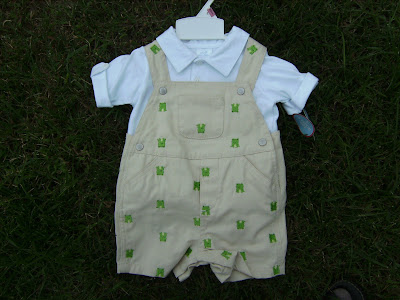 NWT 2 Piece Baby Toddler Outfit Set for Boy 6 9 Months