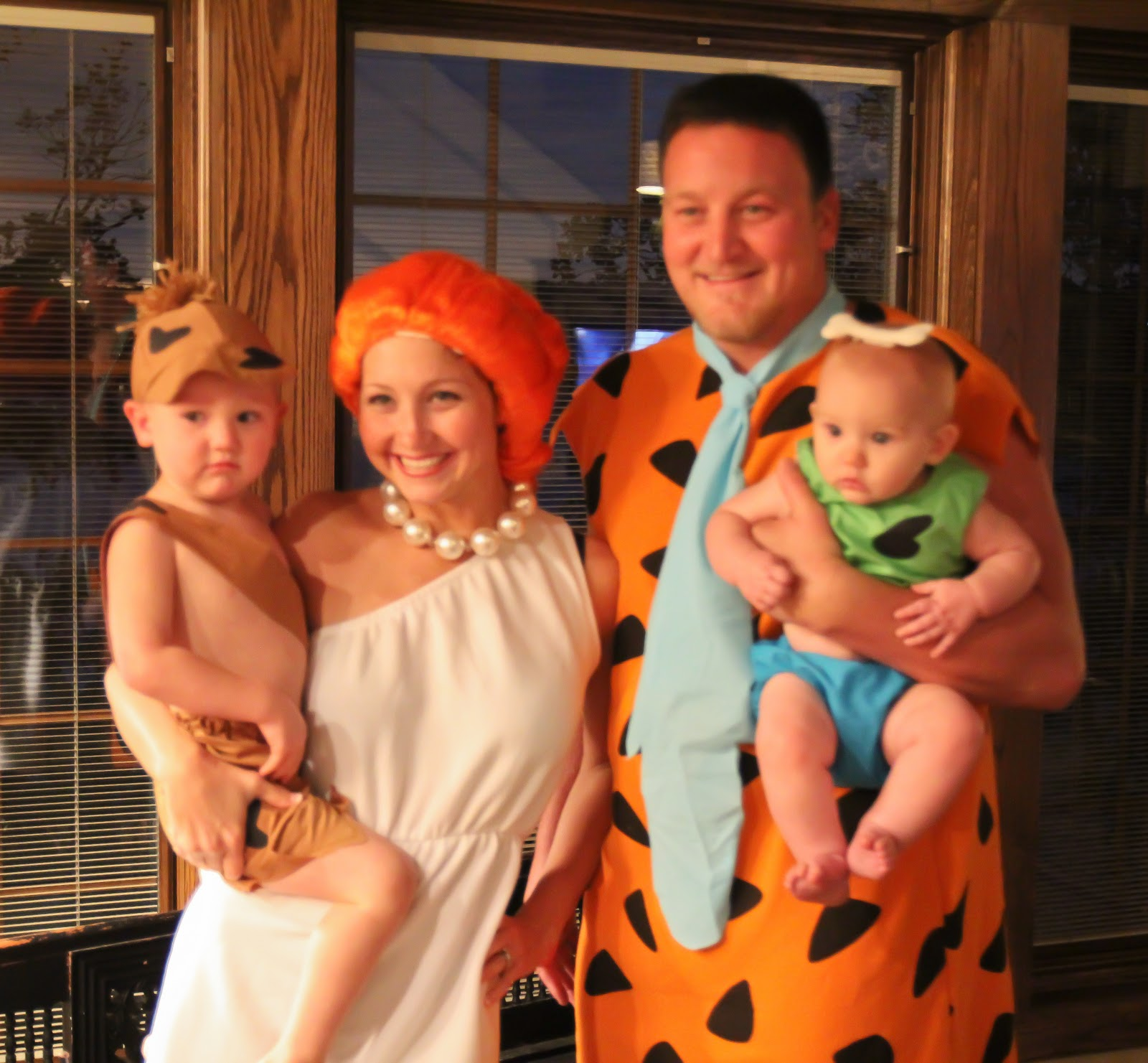 Perfect Meet The Flintstones!