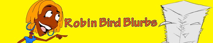 Robin Bird Blurbs