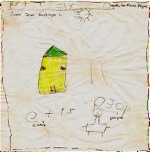 """escritura de los niños y niñas de la I.E.""""Felix de Bedout Moreno"""""""