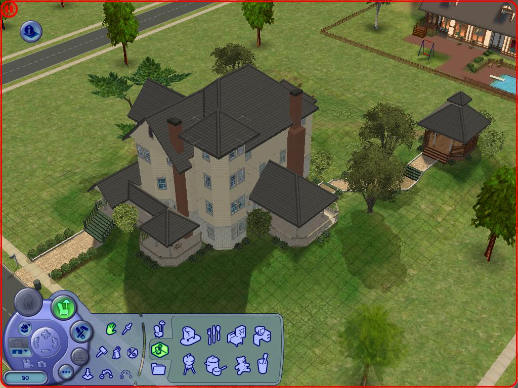 Reviewing Life From Head To Foot The Sims 2 House Designs