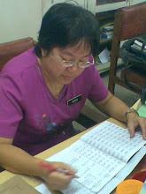 G.K Pentadbiran: Pn Wong Yook Kuan