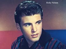 """Eric Hilliard """"Ricky"""" Nelson, mais tarde conhecido como Rick Nelson, nasceu em 8 de maio de 1940."""
