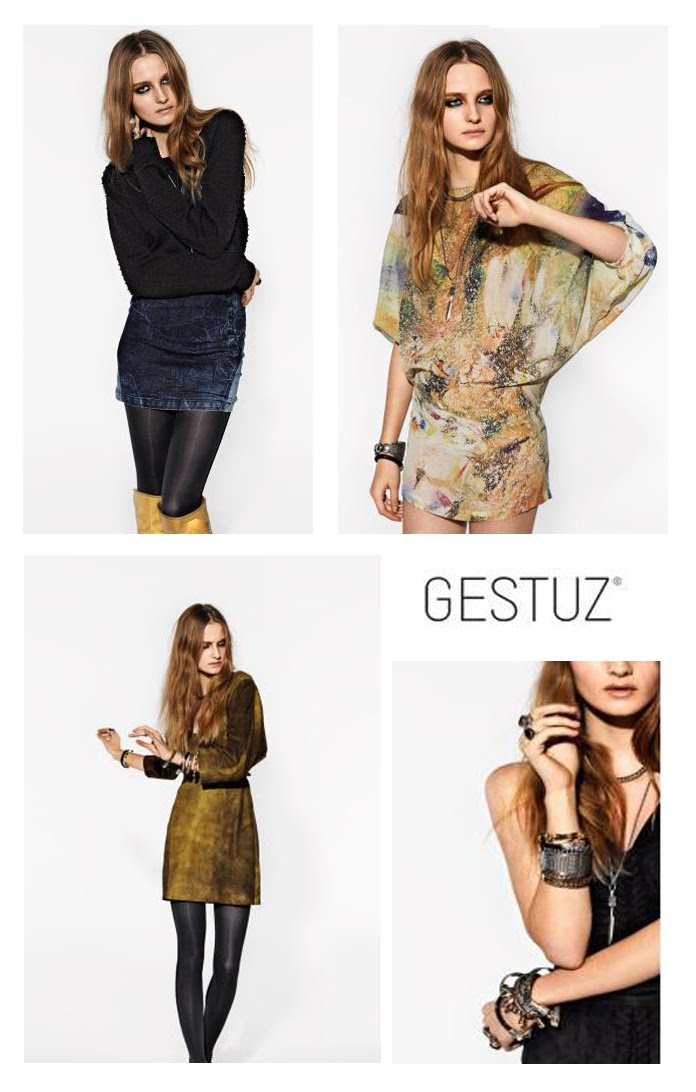 Gestuz Autumn Winter 2010