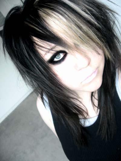 Emo Style Hair 2011