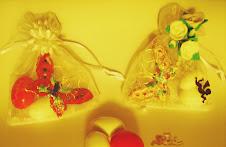 çok özel bir hediye, kelebek kolyeler