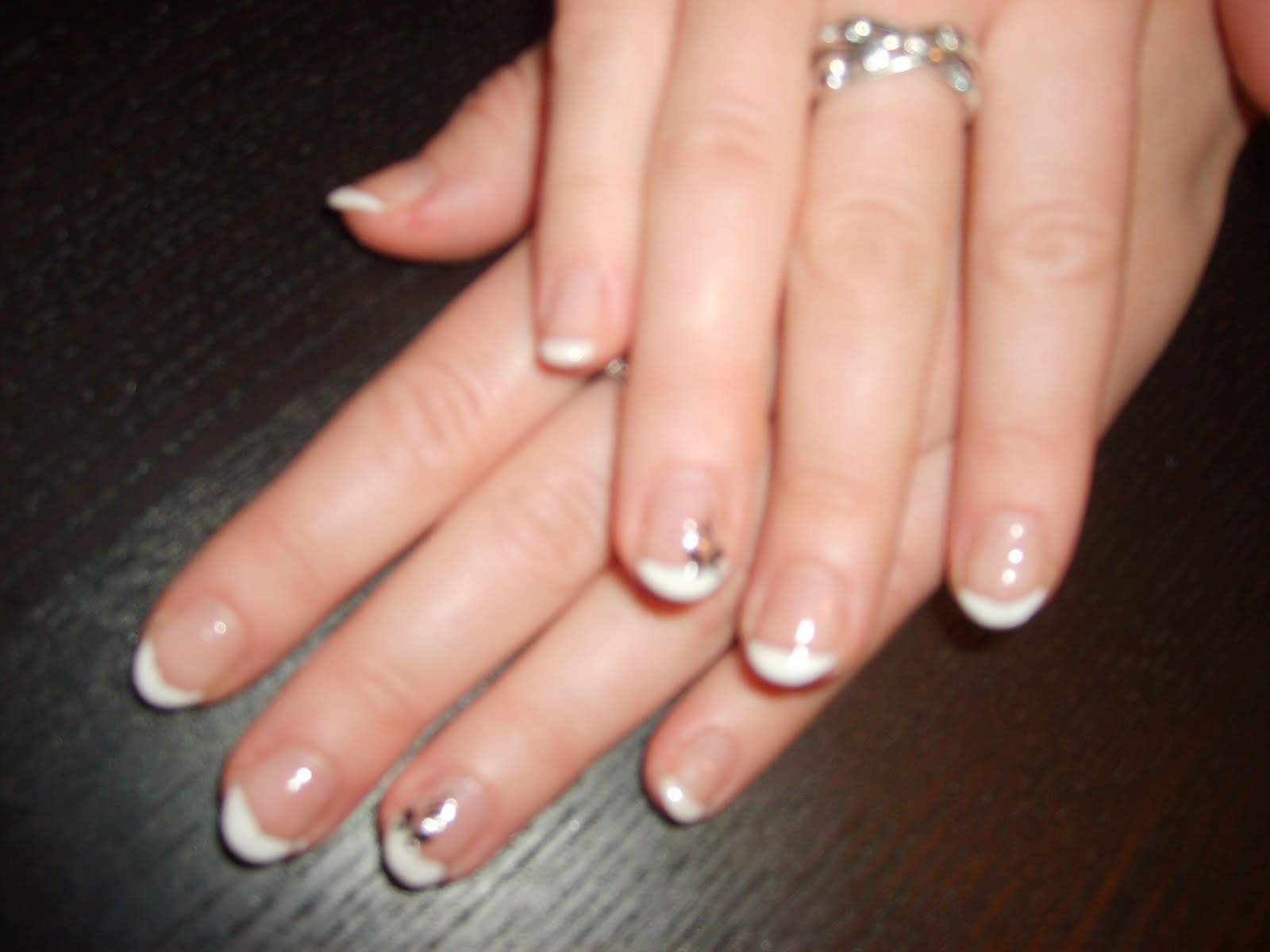 Magic 39 ongle french manucure sur ongles naturels - Ongles french manucure photos ...