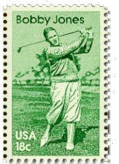 Bobby Jones, golf legend