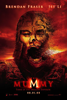 mummy3 tsrposter big The Mummy: Tomb of the Dragon Emperor 2008