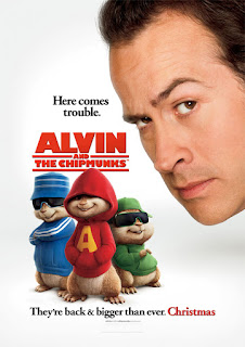 alvin and the chipmunks movie poster  1  Alvin and the Chipmunks 2007